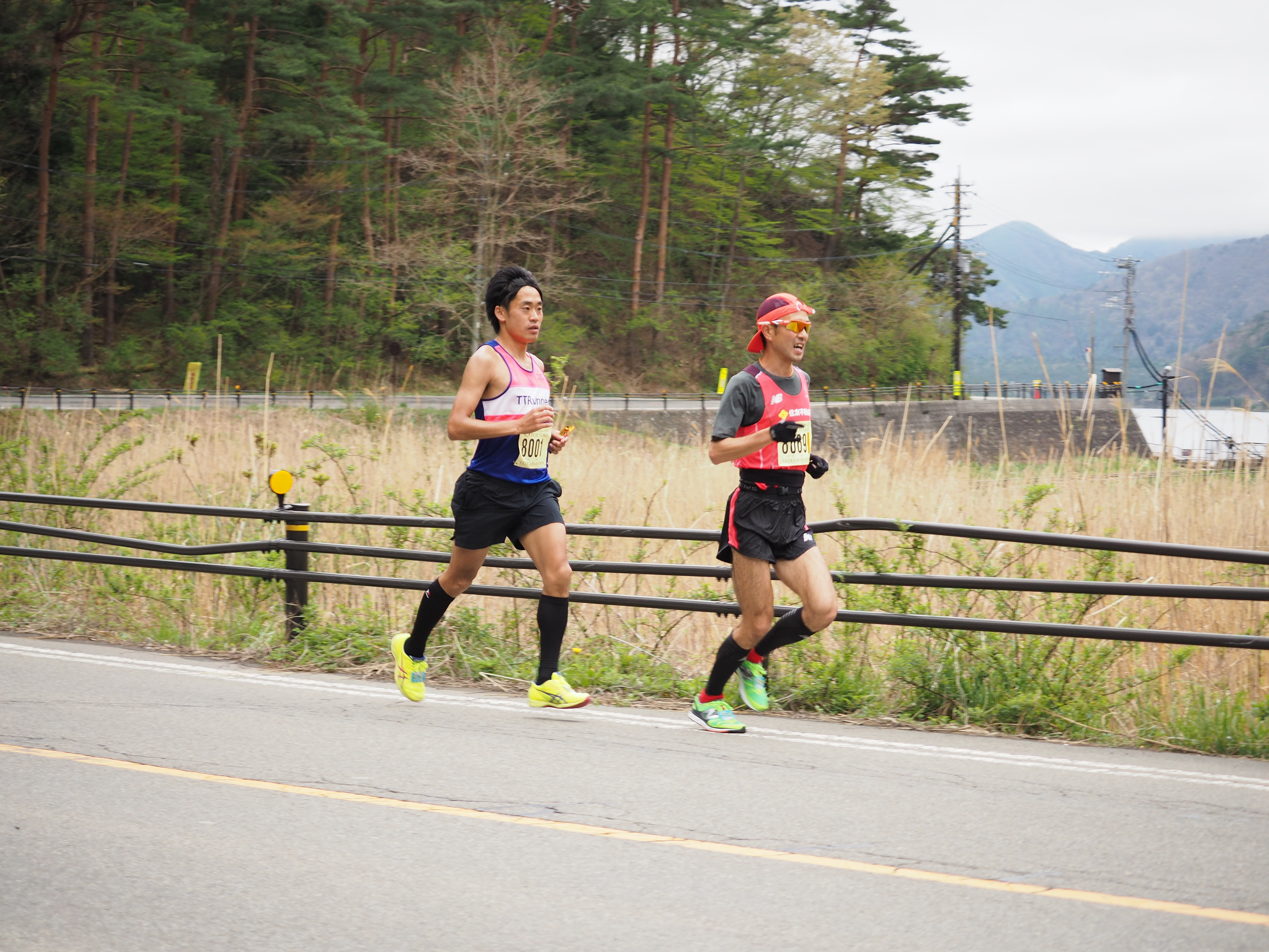 時速 マラソン 選手